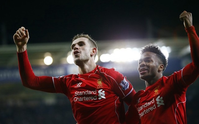 Liverpool duo rank in Premier League's 'Top 10 fastest players'