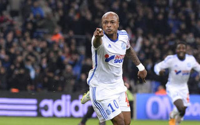 Liverpool end interest in Andre Ayew; Brendan Rodgers chasing bigger names