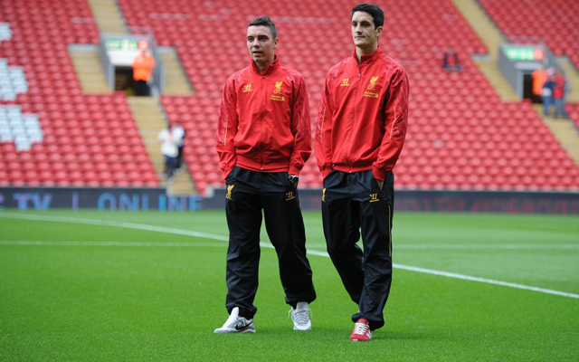 Shock as four LFC rejects make Spain squad; Transfer mistakes made