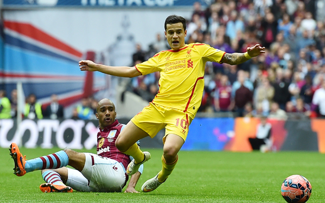 Liverpool player ratings vs Aston Villa – Philippe Coutinho stars in otherwise poor display