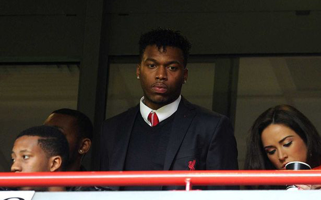 Fresh reports claim Daniel Sturridge is unlikely to feature on Sunday