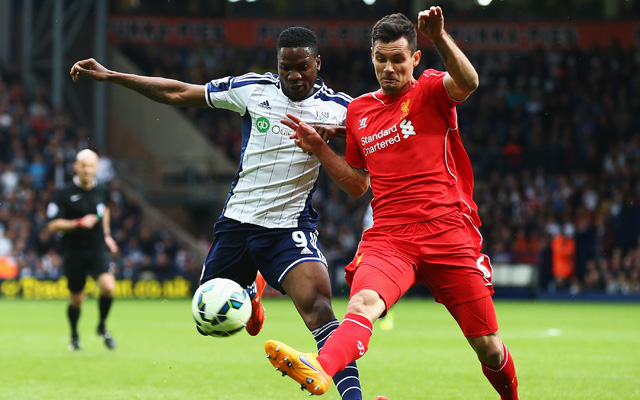 Liverpool player ratings vs West Bromwich Albion – Dejan Lovren best on tough day