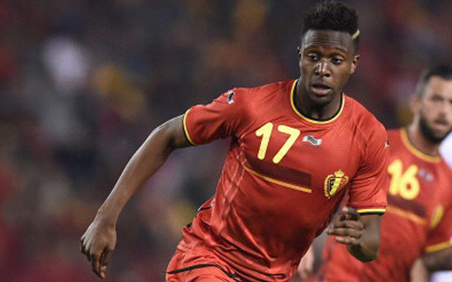 Divock Origi learning about Liverpool ahead of summer switch