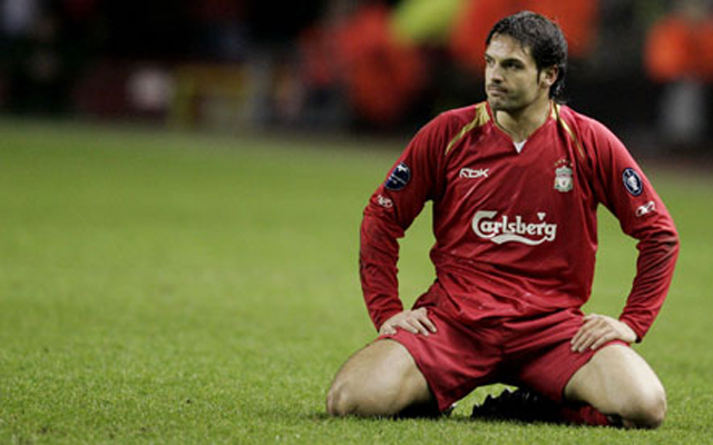 Ten great players we didn't see the best of at Liverpool, with Kewell & Morientes