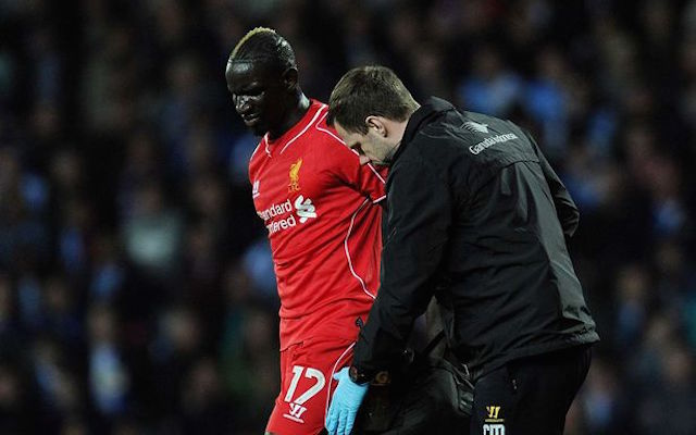 Liverpool suffer big injury blow for FA Cup semi-final