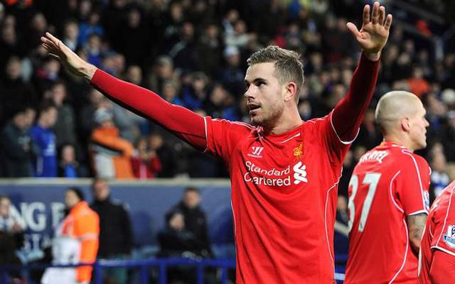 Jordan Henderson says what will constitute a successful Liverpool season