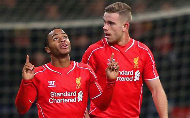 Jordan Henderson urges Raheem Sterling to follow his example this summer