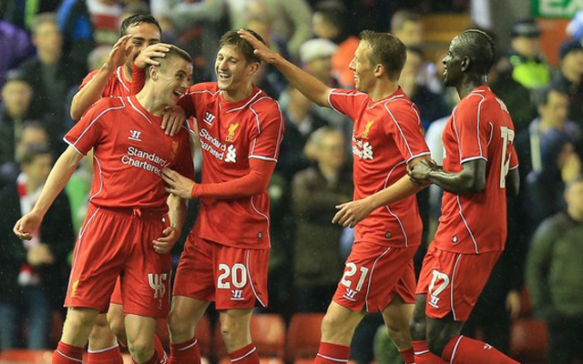 Lucas tips Liverpool youth team trio for future success