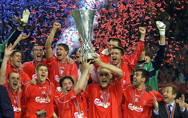 (Video) Reliving LFC's dramatic nine-goal UEFA Cup final win over Alaves