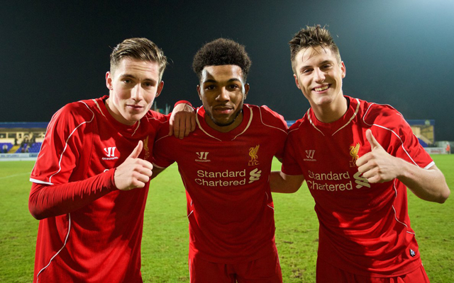 Ranking eight Liverpool academy prospects who deserve a big chance in pre-season