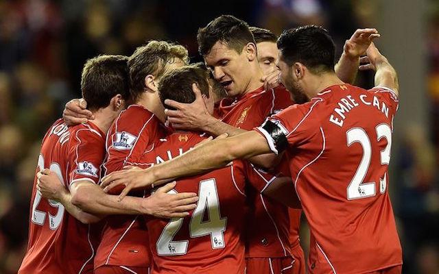We're back: Liverpool have renewed confidence insists Joe Allen