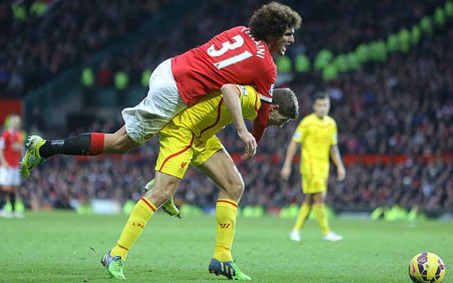 Manchester United star surprisingly names Steven Gerrard as star opponent