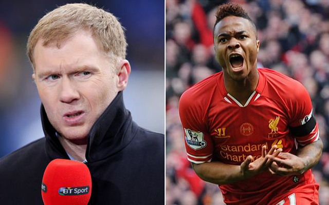 Long-time Liverpool rival surprisingly backs Raheem Sterling to stay