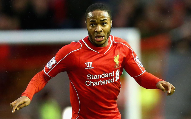 Liverpool predicted XI v Stoke City – Raheem Sterling starts despite contract dispute