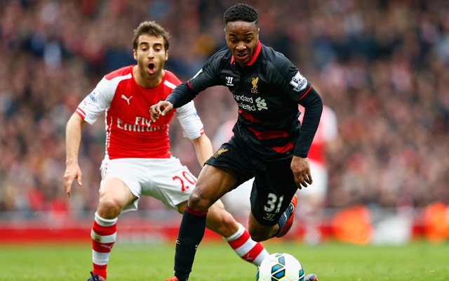 Five things we learned from Liverpool's defeat to Arsenal, featuring Raheem Sterling and more