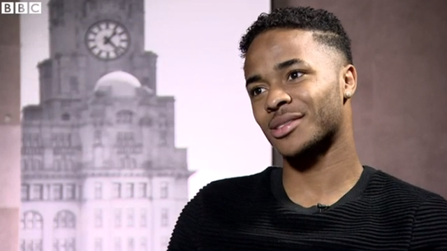 Raheem Sterling: 'I want the Kop to make me up my own Liverpool song'