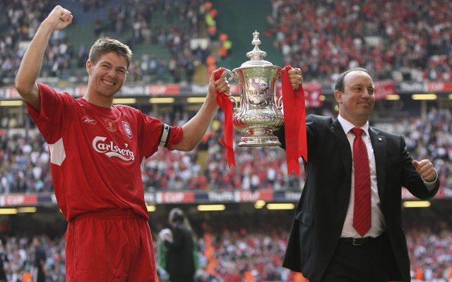 Liverpool legend reveals tactical voting behind Steven Gerrard's 2006 PFA win