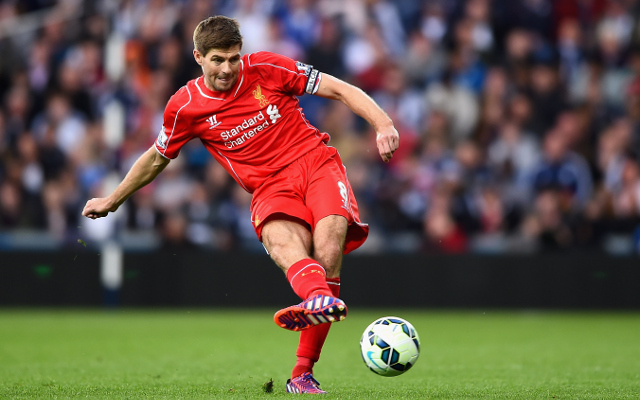Gerrard reveals the best player he has played with and describes his own strengths as a midfielder
