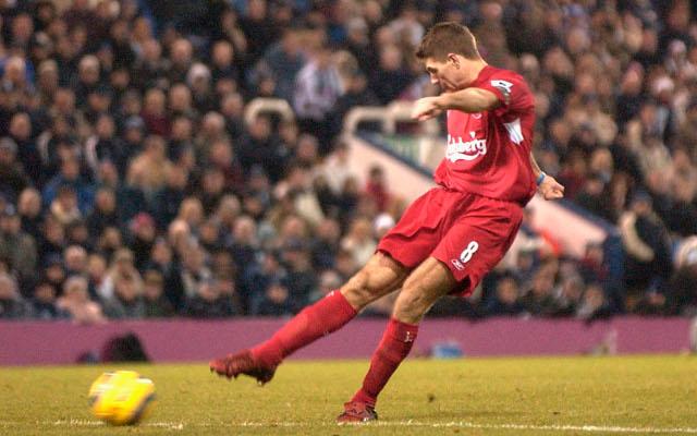 Ranking Steven Gerrard's 5 best Anfield moments ever