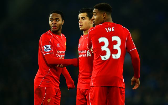Liverpool have second youngest squad in the Premier League this season