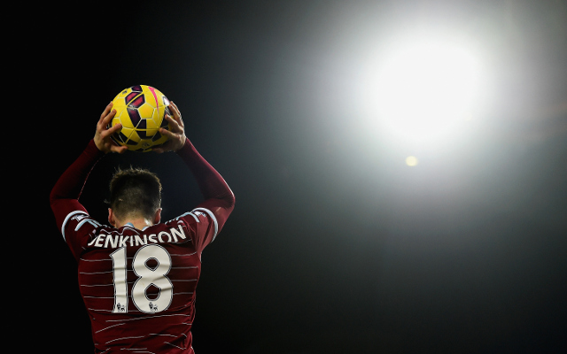 Glen Johnson to join West Ham to replace Carl Jenkinson, who'll sign for us from Arsenal, claims report