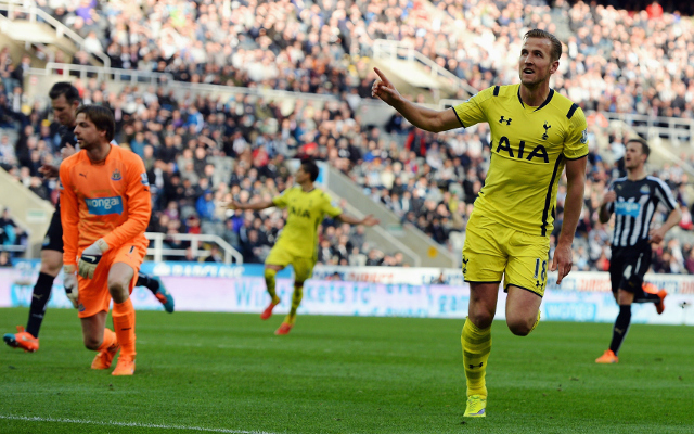 Tottenham striker could be the answer to our goalscoring woes