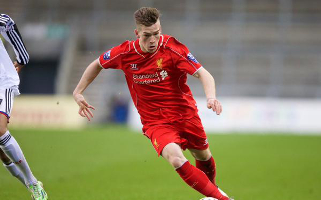 (Video) Ryan Kent scores lovely curler to level Mini-Merseyside derby for Liverpool