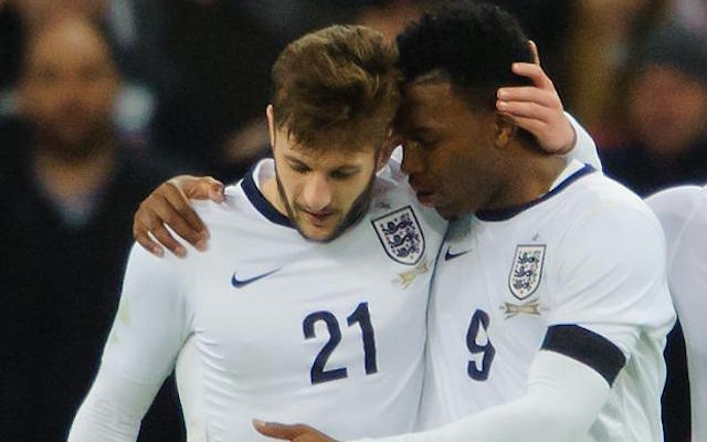 England squad announced: Daniel Sturridge included alongside four other Reds