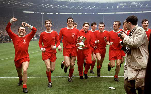 Liverpool's very first FA Cup winning side, 50 years on – where are they now?