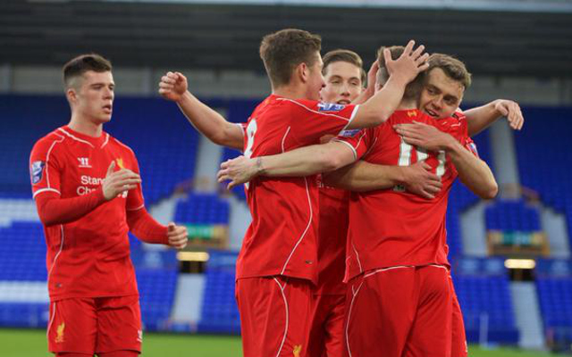 Draw made for U23s Premier League International Cup – Reds paired against Portuguese giants