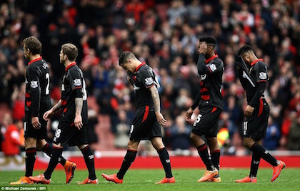 Arsenal 4-1 Liverpool – Postmatch Opinion