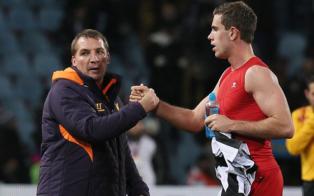 Brendan Rodgers reveals delight at clinching Jordan Henderson deal
