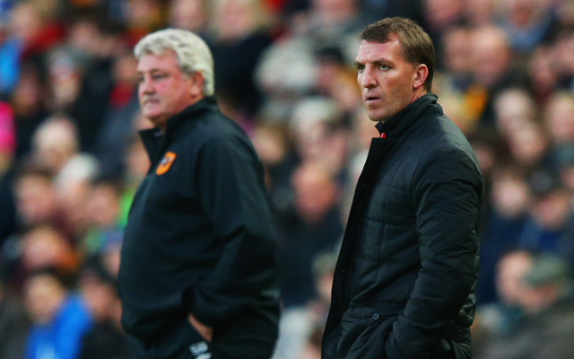 Liverpool boss Rodgers does his best to explain Hull defeat