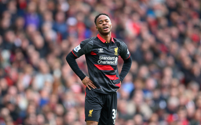 Raheem Sterling will ask to leave Liverpool in the summer