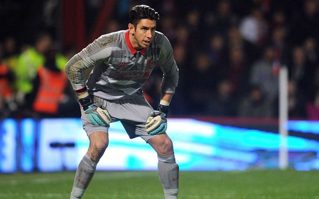 Brad Jones posts moving farewell message after confirming Liverpool exit