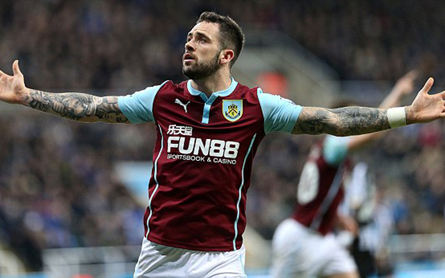 Liverpool want Danny Ings as cover for wonderkid Jerome Sinclair