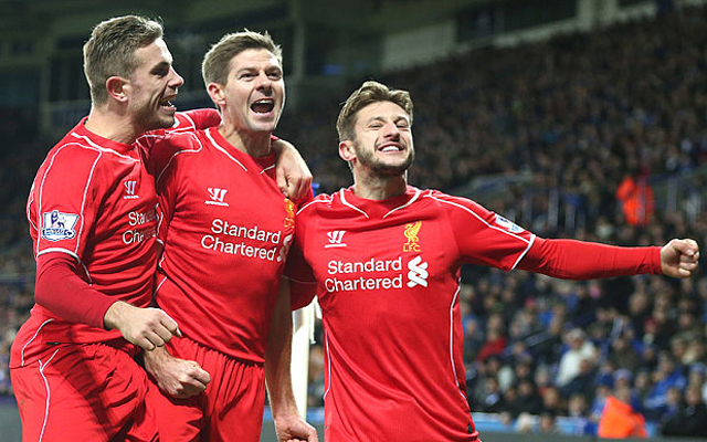 (Video) Adam Lallana goal opens scoring for Liverpool with expert finish