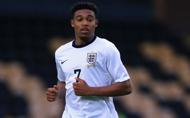 Jordon Ibe named in England squad, as Under-20s prepare for Toulon tournament