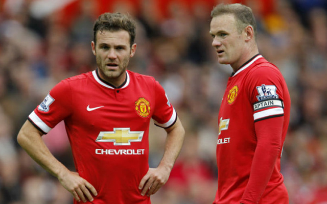 Manchester United star running scared as resurgent Liverpool close in
