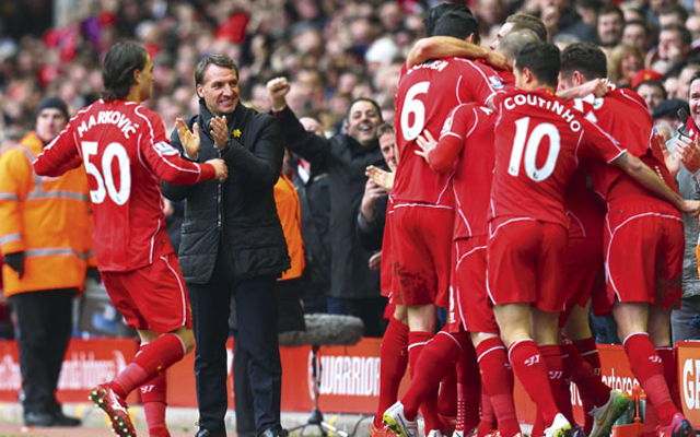 How Brendan Rodgers saved his job by channelling Bayern Munich and Barcelona
