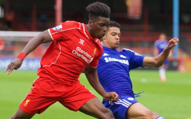 Academy update: Liverpool's Under-21s lose thriller to Chelsea