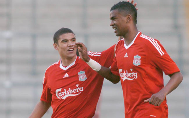 Liverpool's last great youth team – where the title winning side of 2008 are now