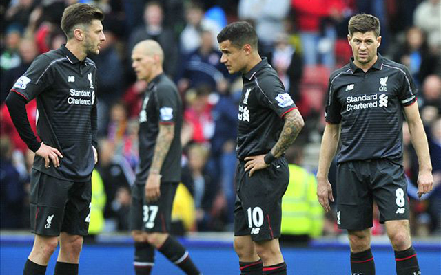 Liverpool player ratings vs Stoke City – An afternoon to forget for the Reds…