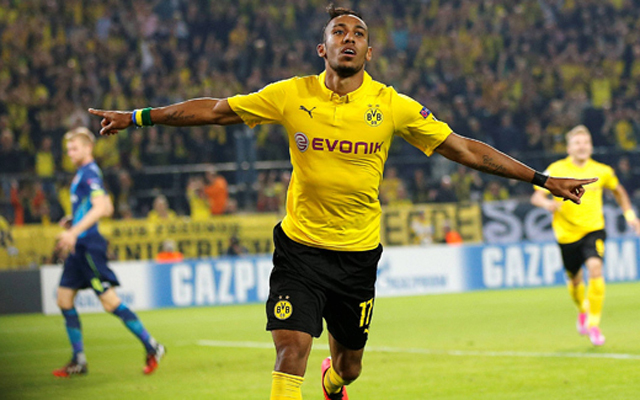 Liverpool considering Pierre-Emerick Aubameyang as striker hunt continues