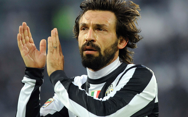 Five veterans who could still do a job at Liverpool, following bizarre Andrea Pirlo story