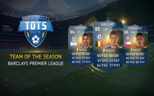 Liverpool star included in FIFA Ultimate Team's 2014-15 Premier League squad