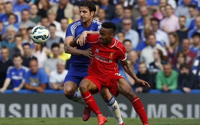 Five things we learned from Liverpool's draw with Chelsea, including Raheem Sterling analysis
