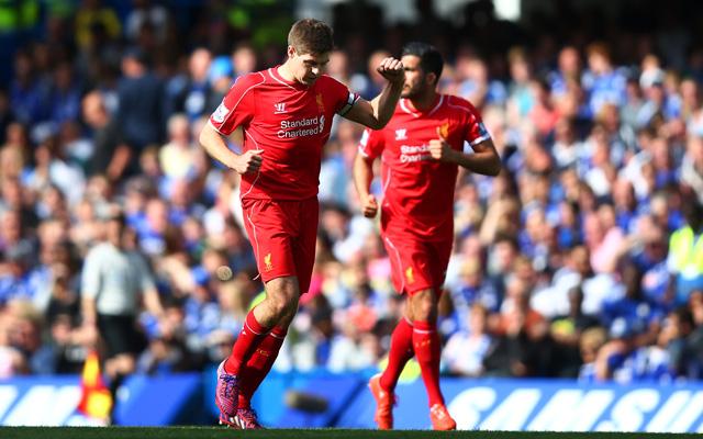 Liverpool player ratings vs Chelsea – Steven Gerrard strong on Stamford Bridge farewell