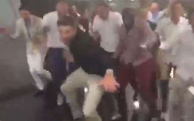 (Video) Steven Gerrard leads the Liverpool party as players prepare for holiday