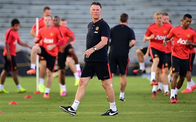 Manchester United meltdown: Louis van Gaal fining players who are late for lunch